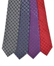 Microfiber Poly Woven Tie MPW5313