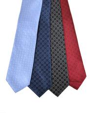 Microfiber Poly Woven Tie MPW5314