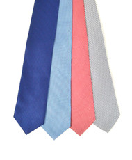 Microfiber Poly Woven Tie MPW5326