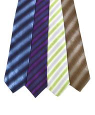Microfiber Poly Woven Tie MPW5235