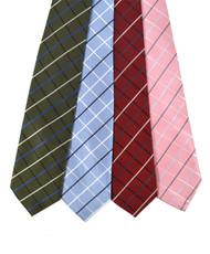Microfiber Poly Woven Tie MPW5236
