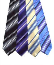 Microfiber Poly Woven Tie MPW5231