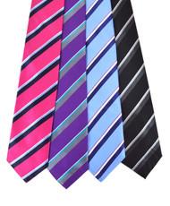Microfiber Poly Woven Tie MPW5233