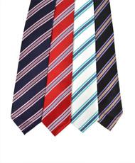 Microfiber Poly Woven Tie MPW5234