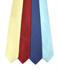 Microfiber Poly Woven Tie MPW5239