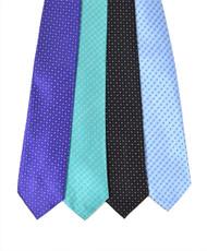 Microfiber Poly Woven Tie MPW5240