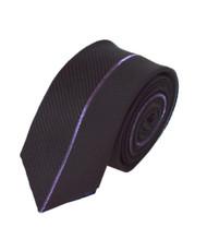 "Microfiber Poly Woven Panel Tie SLIM 2.25"" MPWS5049"