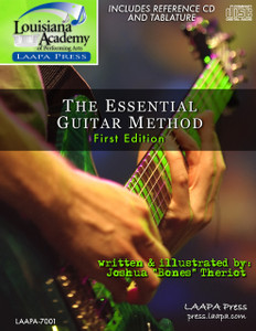 Essential Guitar Method - First Edition