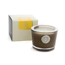 Aquiesse Portfolio Collection Sunflower Small Soy Candle