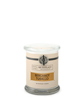 Archipelago Signature Collection Bergamot Tobacco Glass Jar Candle