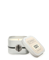 Archipelago Signature Collection Gardenia Tuberose Square Travel Tin Candle
