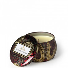 Voluspa Japonica Collection Goji & Tarocco Orange Limited Edition Travel Tin Candle