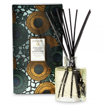 Voluspa Japonica Collection French Cade & Lavender Limited Edition Home Ambience Diffuser