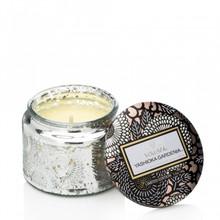 Voluspa Japonica Collection Yashioka Gardenia Limited Edition Small Glass Jar Candle