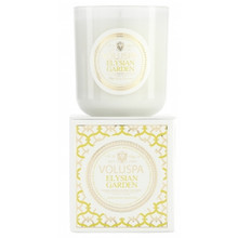 Voluspa Maison Blanc Collection Elysian Garden Classic Maison Candle