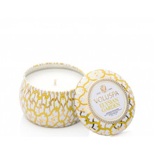 Voluspa Maison Blanc Collection Elysian Garden Travel Tin Candle