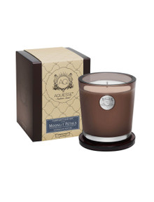 Aquiesse Portfolio Collection Moonlit Petals Large Soy Candle
