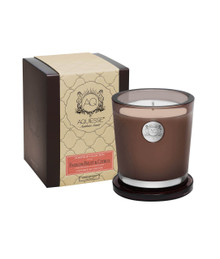 Aquiesse Portfolio Collection Passion Fruit & Citrus Large Soy Candle
