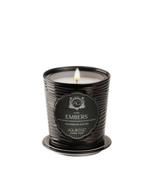 Aquiesse Portfolio Collection Embers Tin Candle With Matchbook