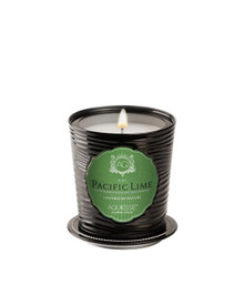 Aquiesse Portfolio Collection Pacific Lime Tin Candle With Matchbook