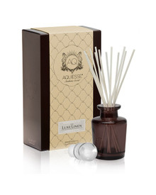 Aquiesse Portfolio Collection Luxe Linen Reed Diffuser