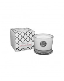 Aquiesse White Current Collection White Currant & Rose Large Soy Candle