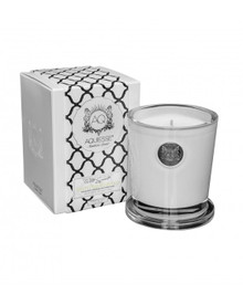 Aquiesse White Current Collection White Pear Agarwood Large Soy Candle