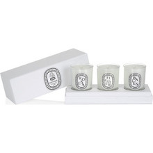 Diptyque Scented Votive Candle Gift Box Set Trio