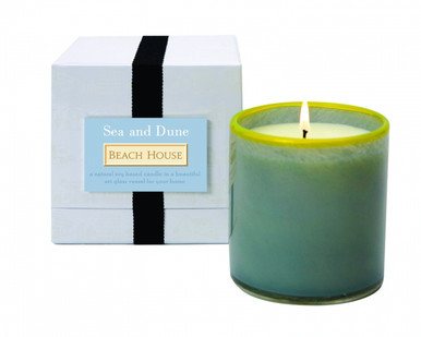 LAFCO Beach House/Sea & Dune House & Home Glass Candle
