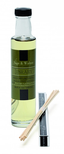 LAFCO Library/Sage & Walnut House & Home Diffuser Refill