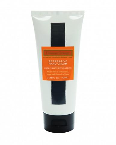 LAFCO Cilantro Orange House & Home Reparative Hand Cream Tube