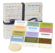 LAFCO House & Home For All Guests - 12 Bar Soap Gift Set