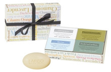 LAFCO House & Home For All - 4 Bar Soap Guest Gift Set