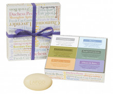 LAFCO House & Home For Her - 6 Bar Soap Guest Gift Set