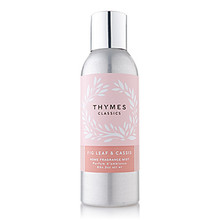 Thymes Fig Leaf & Cassis Collection Home Fragrance Mist