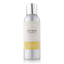 Thymes Ginger Milk Collection Home Fragrance Mist