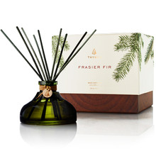 Thymes Frasier Fir Collection Petite Reed Diffuser