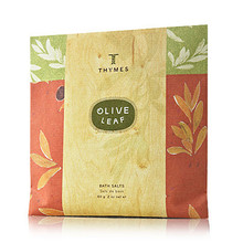 Thymes Olive Leaf Bath Salt Envelope