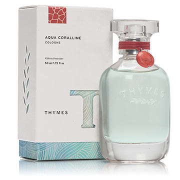 Thymes Aqua Coralline Collection Cologne