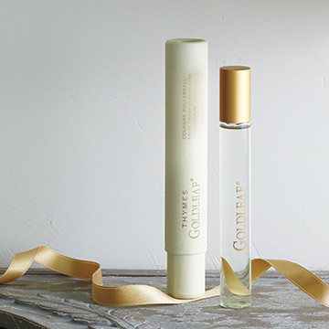 Thymes Goldleaf Collection Eau de Parfum Rollerball