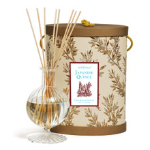 Seda France Japanese Quince Classic Toile Diffuser Set