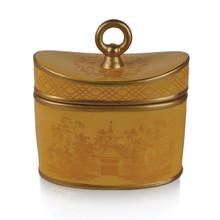 Seda France Asian Pear Jardins du Seda France Ceramic Two-Wick Candle