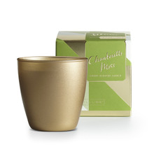 Illume Chanterelle Moss Demi Boxed Glass Candle