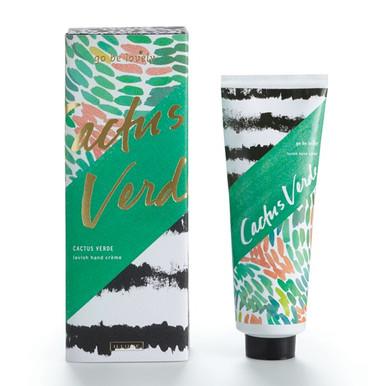 Illume Cactus Verde Boxed Lavish Hand Creme