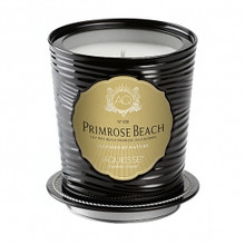 Aquiesse Portfolio Collection Primrose Beach Tin Candle With Matchbook