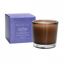 Aquiesse Portfolio Collection Lavender Chaparral Votive Candle
