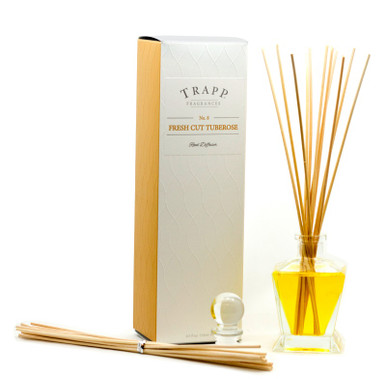 Trapp Fragrances Tuberose Reed Diffuser