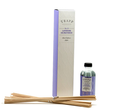 Trapp Fragrances Lavender de Provence Reed Diffuser Refill