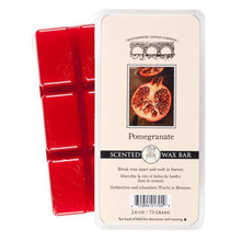 Bridgewater Candle Scented Wax Bar - Pomegranate