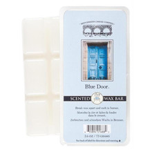 Bridgewater Candle Scented Wax Bar - Blue Door